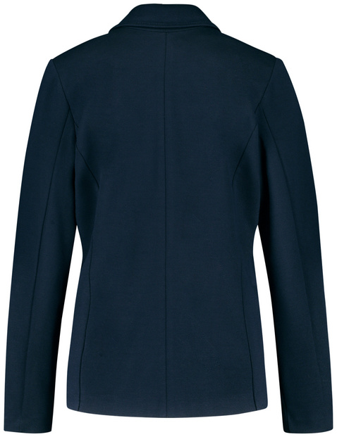 gerry weber blazer jacke blau