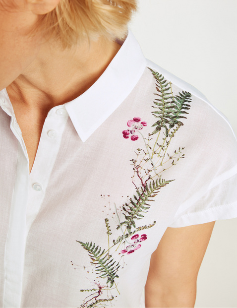 1/2 Arm Bluse organic cotton