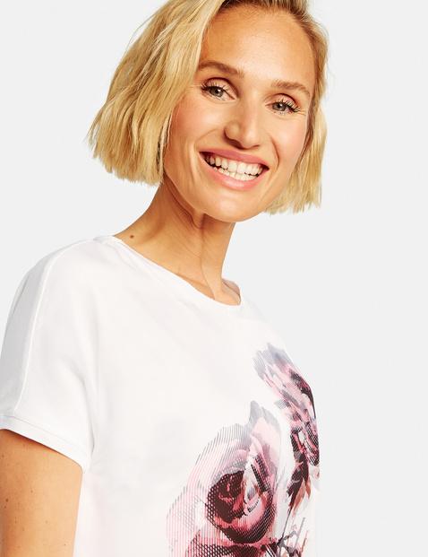 Koszulka z nadrukiem z przodu