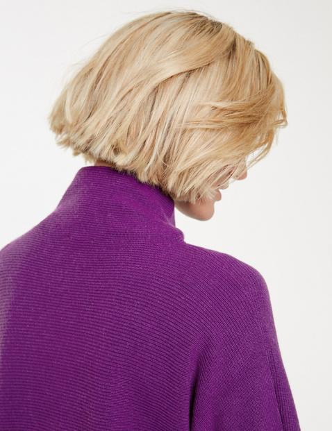 Pullover mit Fledermausarm