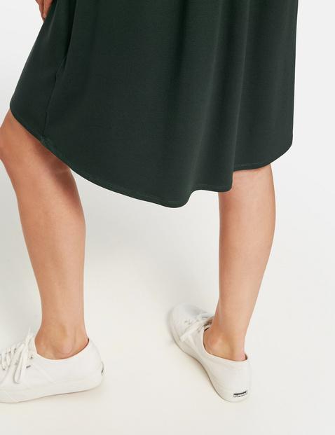Weites Jerseykleid