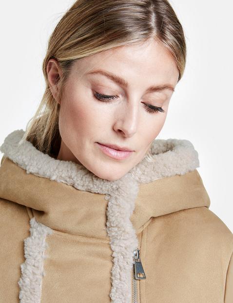 Material mix coat