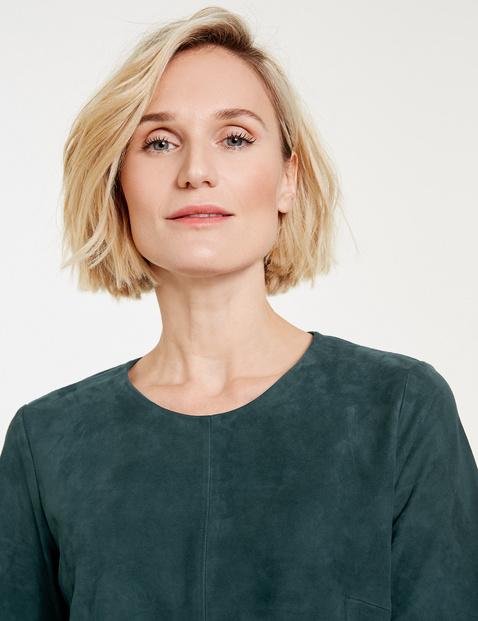 Suède blousetop Limited Edition