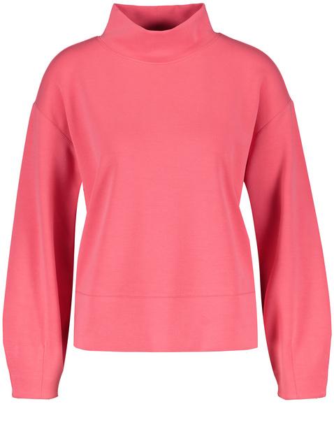 Loose-cut sweatshirt