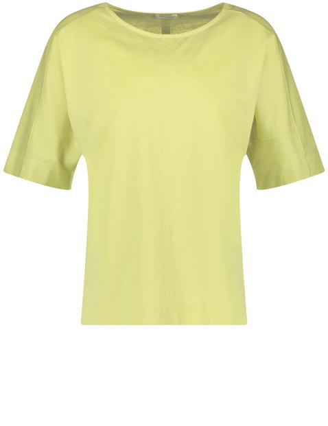 Shirt mit feinem Schimmer