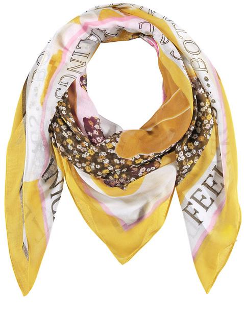 Botanical Feelings scarf