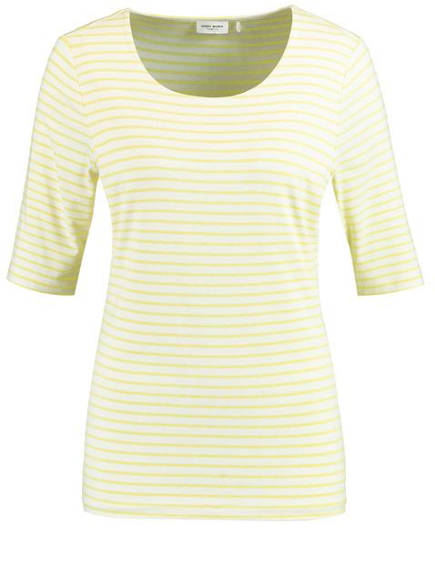 Geringeltes Shirt EcoVero