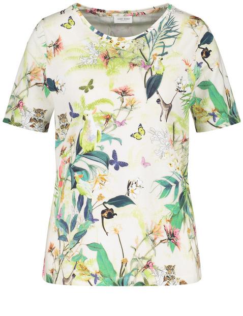 Shirt mit Dschungelprint