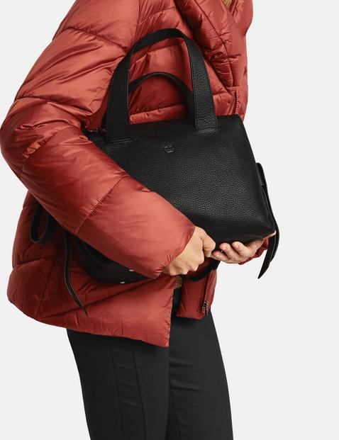 Handtasche aus Leder Zamora