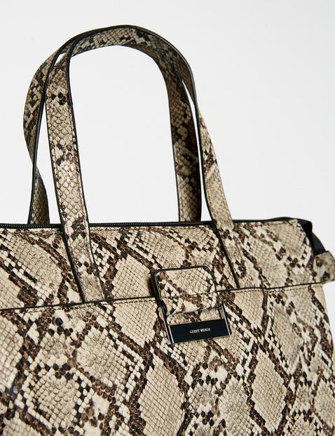 Snakeskin handbag, Talk Different