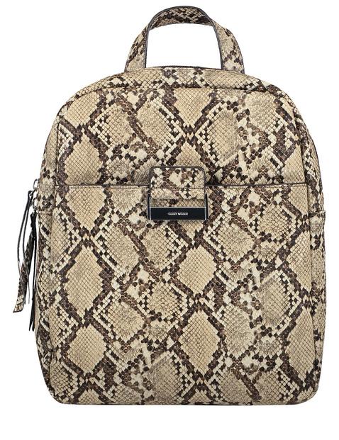 Snakeskin rucksack, Talk Different