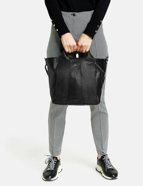 Leaves shoulder bag