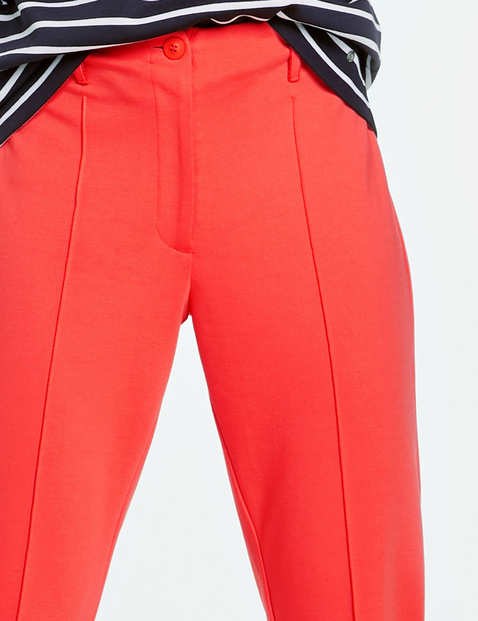 Hose aus Interlock-Jersey
