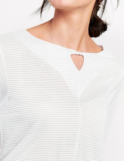 1/2 Arm Shirt mit Lurex