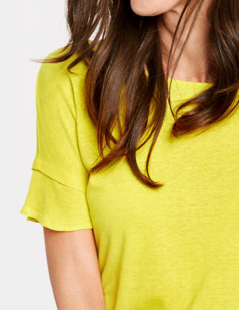 Shirt mit Käppchenarm