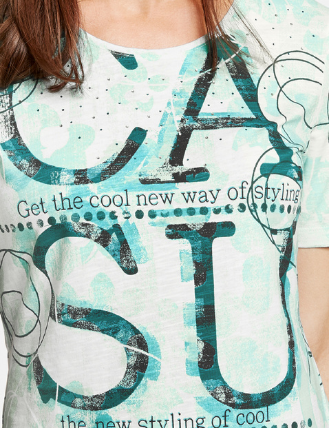 1/2 Arm Shirt Casual organic cotton