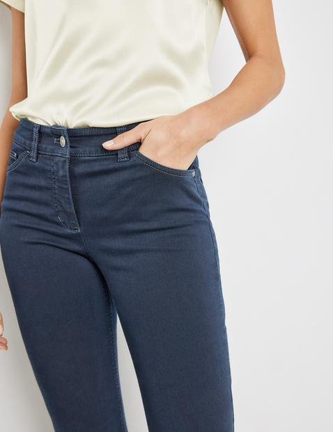 5-Pocket Jeans Best4me Langgröße