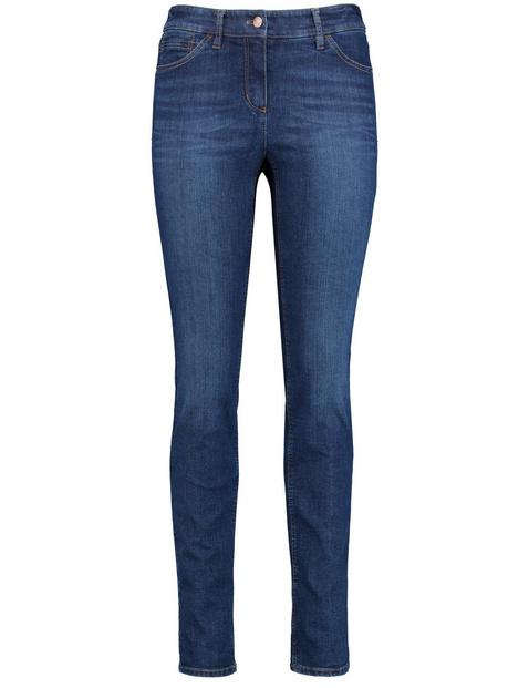 Spodnie z 5 kieszeniami Best4me Skonny, krótkie rozmiary