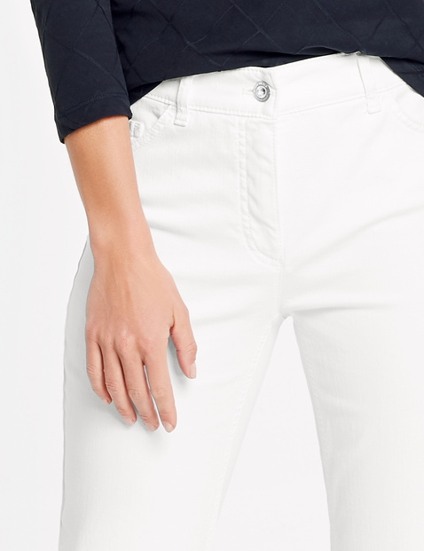 5-Pocket Jeans Straight Fit  Kurzgröße