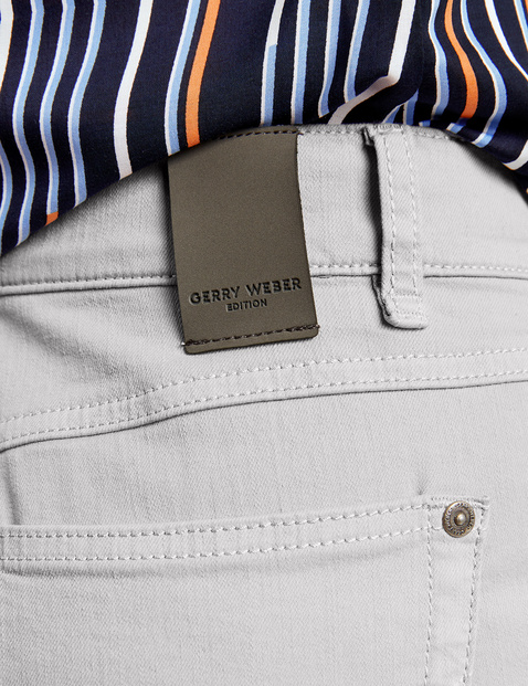 5-Pocket Jeans Comfort Fit Danny Kurzgröße