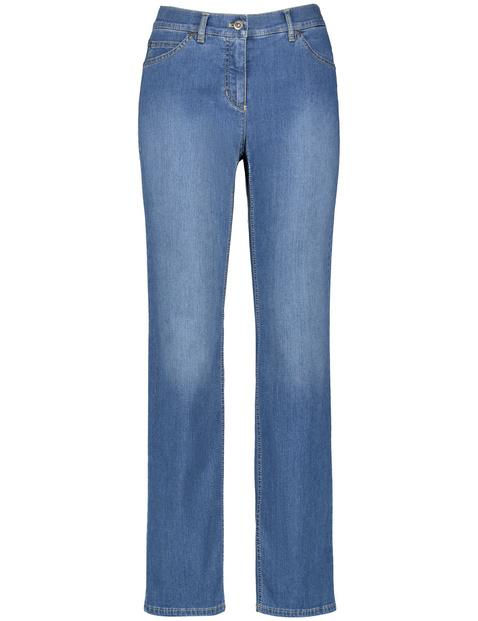 5-pocket-broek Comfort Fit korte maat