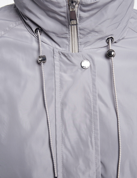 Waterafstotende jas