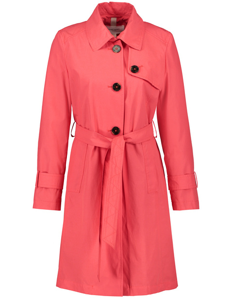 Non-wool coat