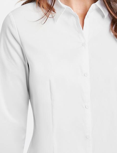 Hemdbluse mit Stretchkomfort