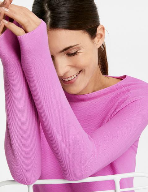 Pure cotton jumper