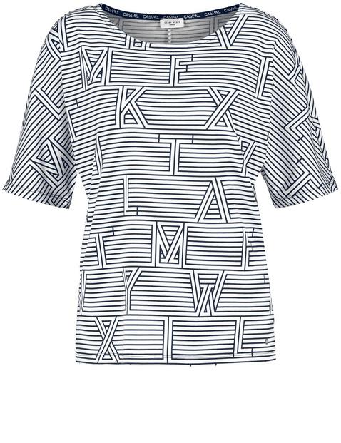 1/2 Arm Shirt mit Mustermix